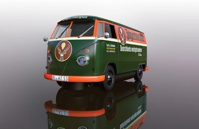 Scalextric 1:32 VW Bus Jägermeister T1B HD