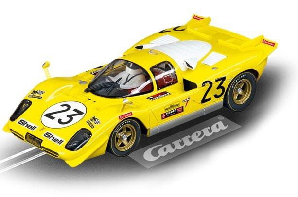 Carrera Digital 124 Ferrari 512S Berlinetta Ecurie