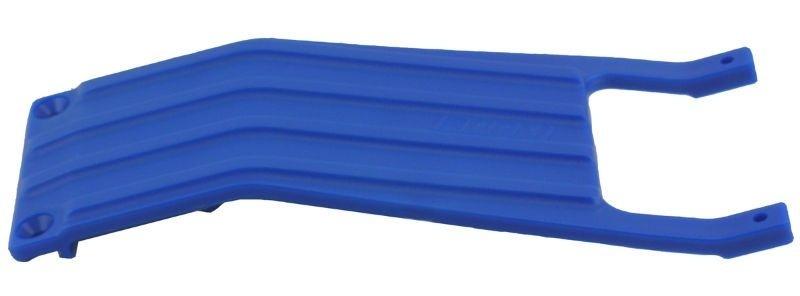 RPM Skid Platte vorn blau TRAXXAS Slash