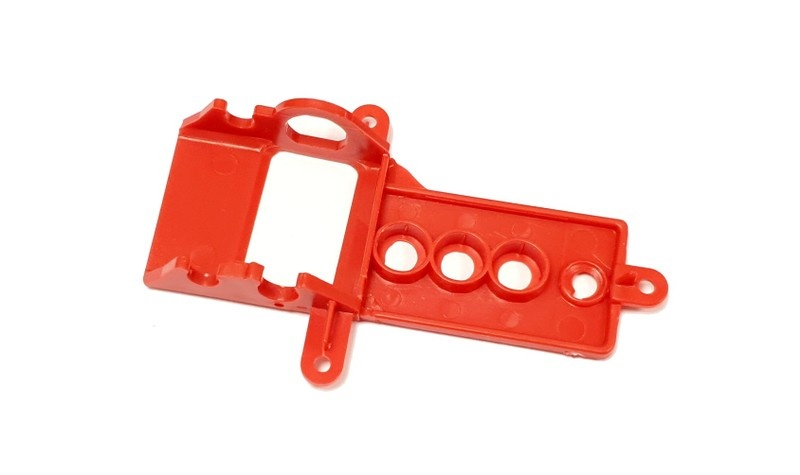 NSR Narrowed SW Motor Mount XtraHard Red /