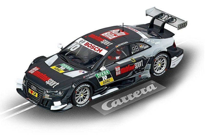 Carrera Evolution Audi RS5 DTM T.Scheider, No.10