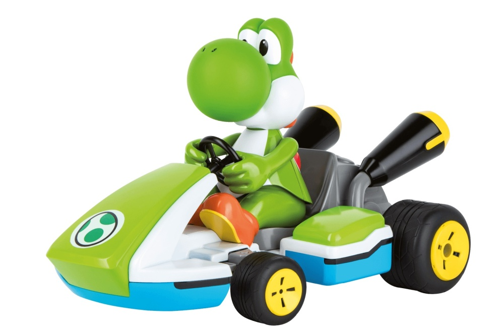 Carrera RC 2,4GHz Mario Kart(TM), Yoshi - Race Kart with