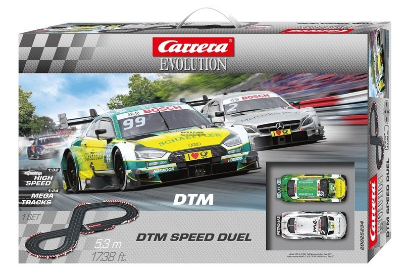 Carrera Evolution DTM Speed Duel