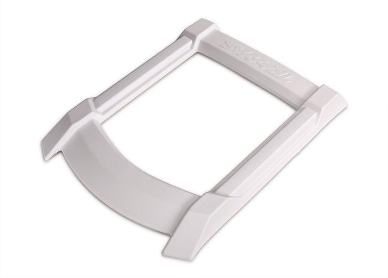 Traxxas Dach Skid-Platte weiss (erfordert TRX7713X)