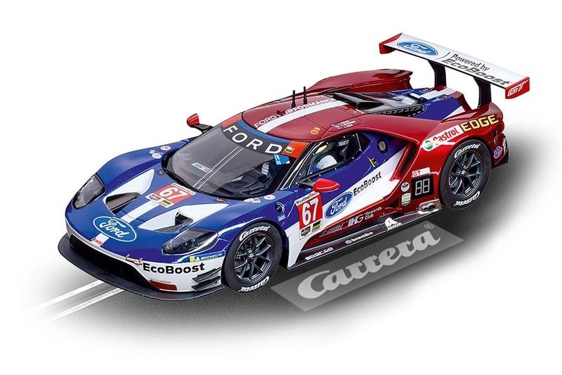 Carrera Digital 124 Ford GT Race Car No.67