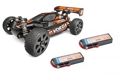 HPI Vorza Flux HP 2.4GHz 4WD Elektro Buggy RTR 1:8 --