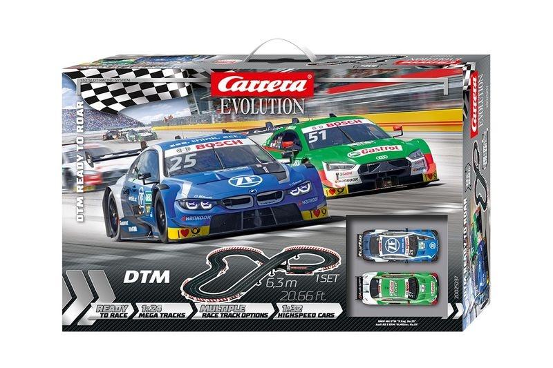 Carrera Evolution DTM Ready to Roar