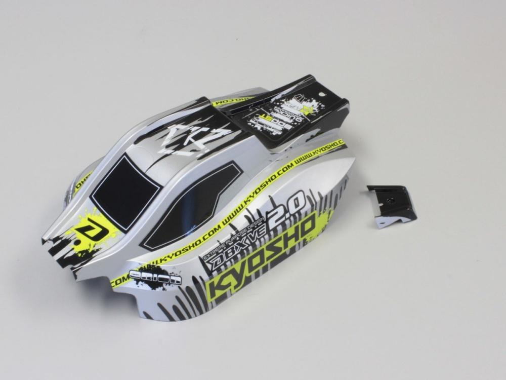 Kyosho Karosserie DBX VE 2.0 T2