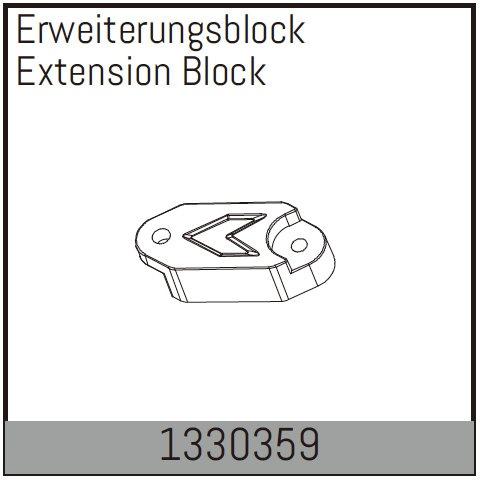Absima Erweiterungsblock