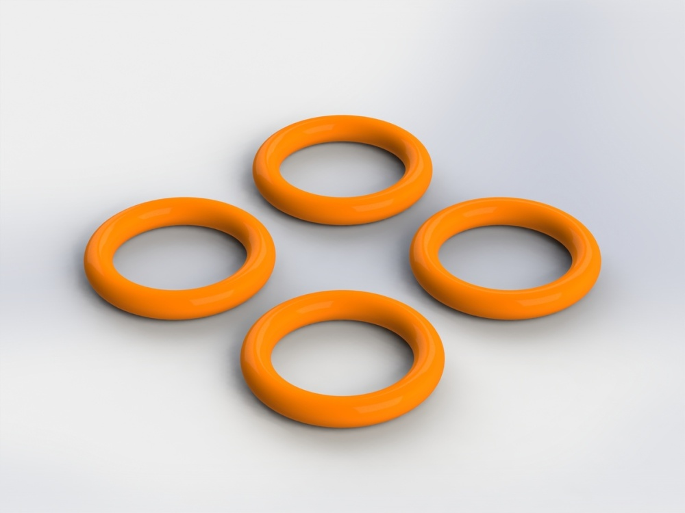 Arrma RC O-Ring 7x1,5mm (4)