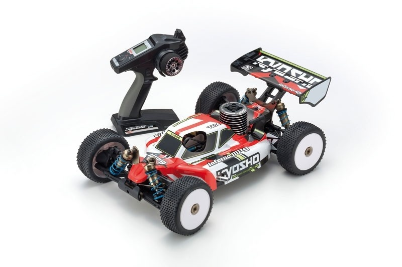 Kyosho Inferno MP9 TK14 Readyset T1 (KP331P-KE21SP)