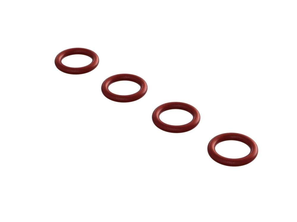 Arrma O-Ring 9x2mm (4) (ARA716028)