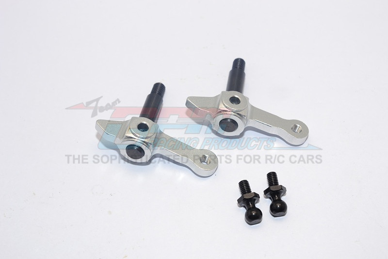 GPM front knuckle arm - 1PR Set for Tamiya DT-03