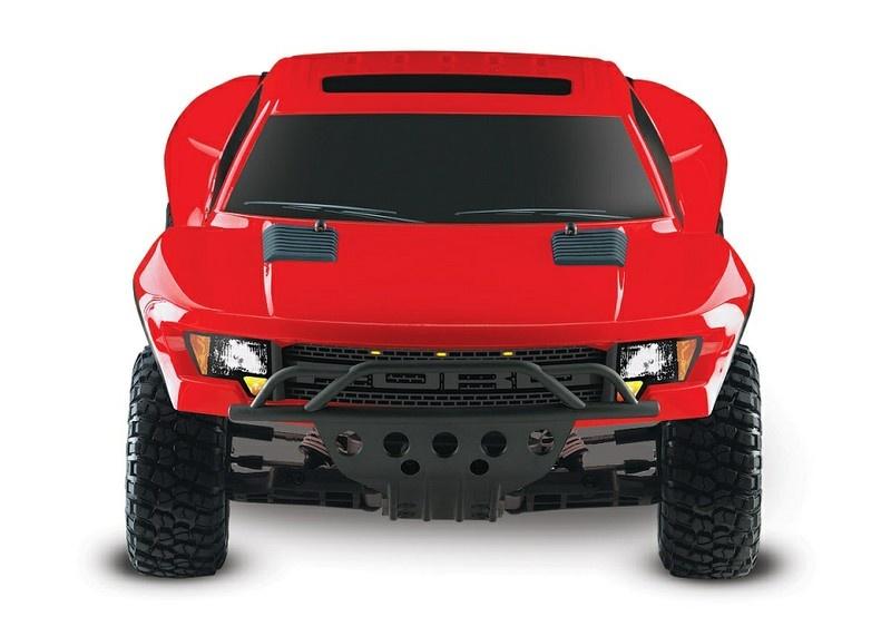Traxxas Ford F-150 SVT Raptor 2WD TQ 2.4GHz RTR 1:10