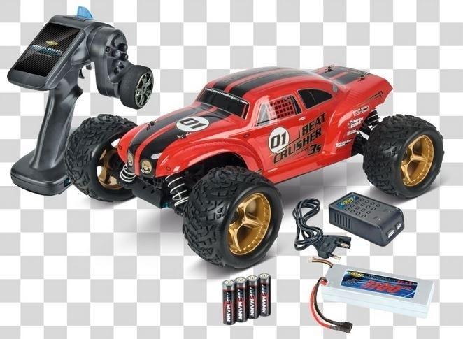Carson X8 Beat Crusher 3S 4WD 2.4GHz RTR 1:8