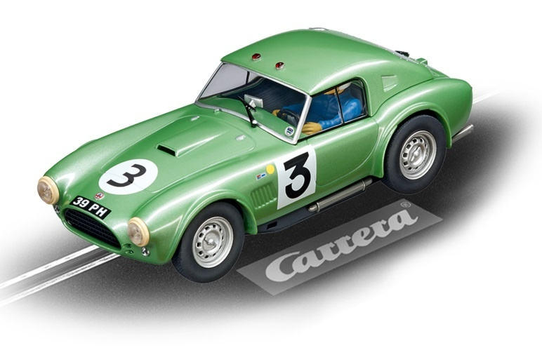 Carrera Digital 132 Shelby Cobra 289 Hardtop Coupe 63