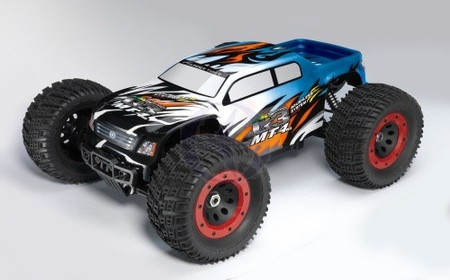 Thunder Tiger MT4 G3 4WD BL MT 6s 2.4GHz blau RTR 1:8