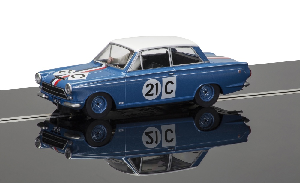 Scalextric Ford Cortina 1963 #21 Australia