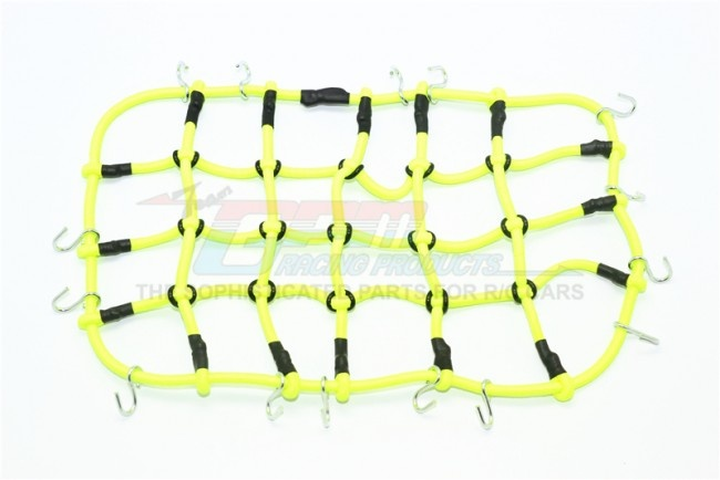 GPM Scale Accesories: Elastic Cargo Netting for Crawlers -1P