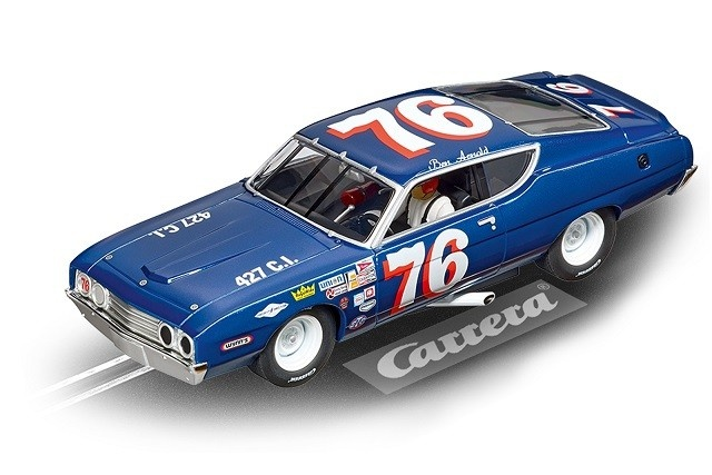 Carrera Evolution Ford Torino Talladega No.76, 1970