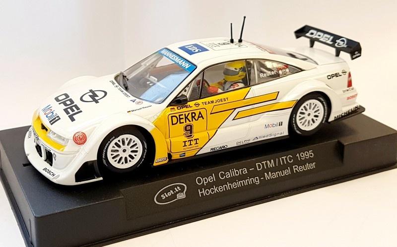 Slot.it Opel Calibra - DTM/ITC 1995 Hockenheimring -