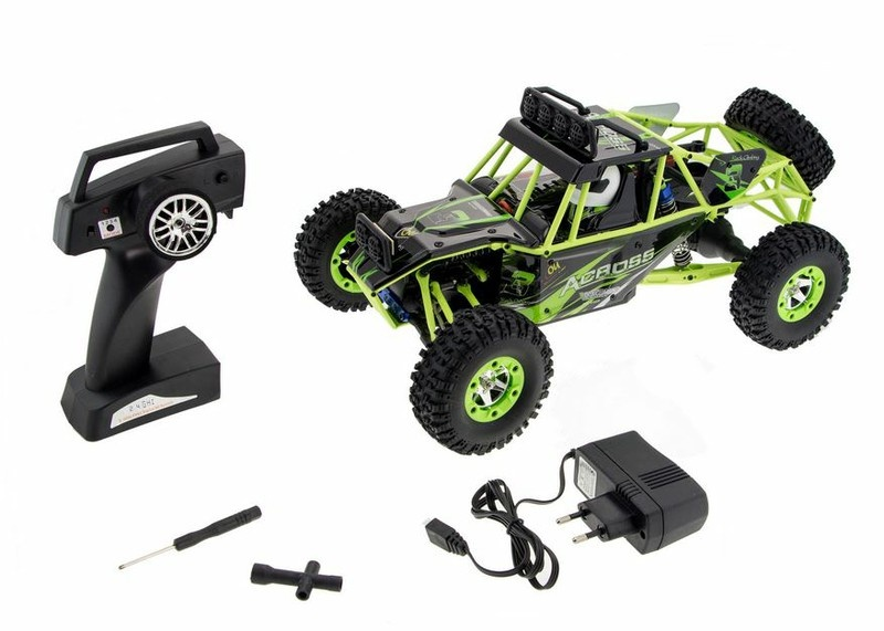 Monstertronic Across 4WD Dune Buggy 2.4GHz RTR 1:10