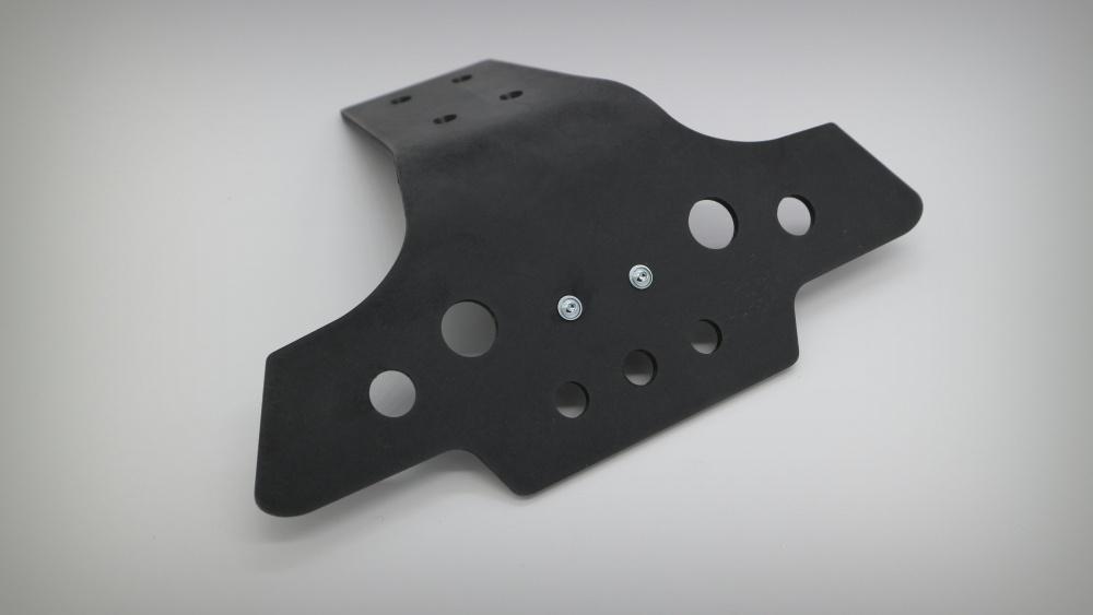 Auslauf - POS RC Racing Parts Bumper Arrma Outcast Front