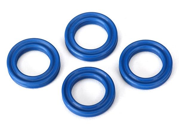 Traxxas X-Ring Dichtungen, 6x9.6mm (4)