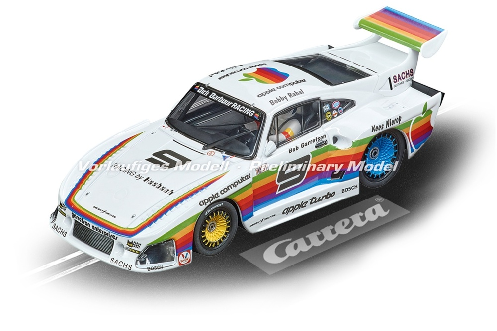 Carrera Digital 132 Porsche Kremer 935 K3 No.9, Sebring