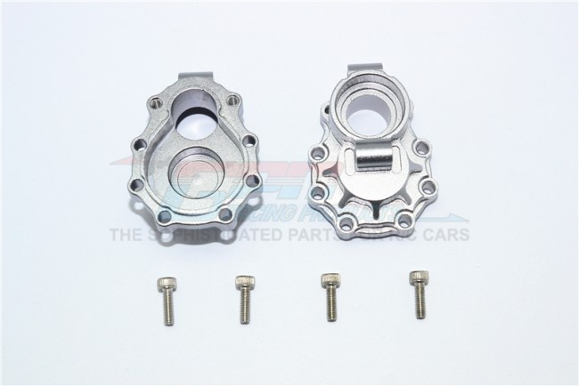 GPM aluminum rear knuckle arms inner case - 6PC Set for