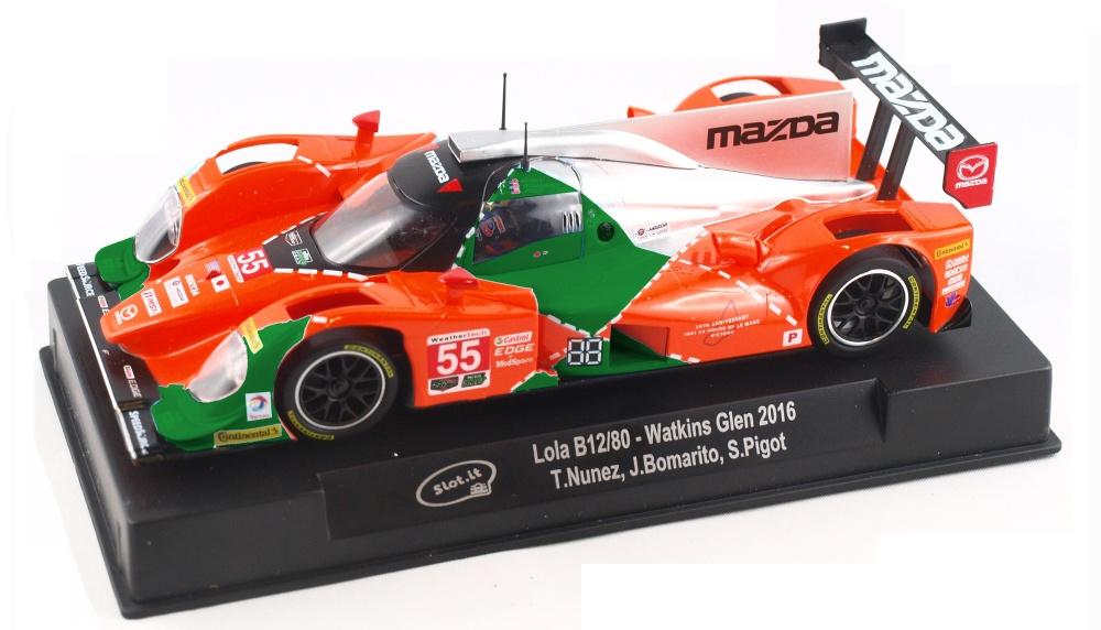 Slot.it Lola Mazda B12/80 Watkins Glen 2016 No. 55