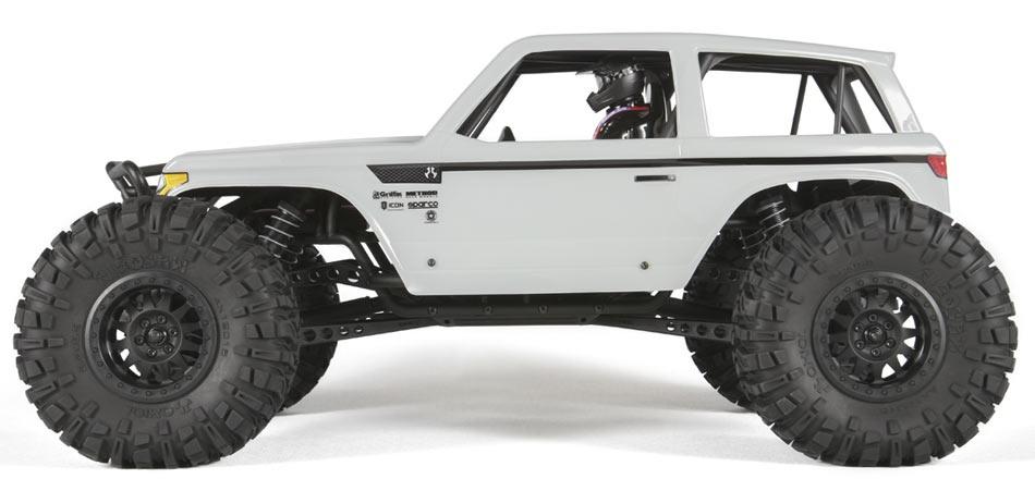 Axial Wraith Spawn Rock Racer RTR 1:10