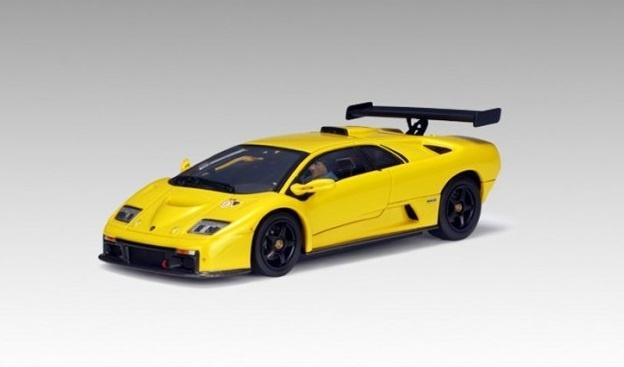 AutoArt Lamborghini Diablo GTR gelb