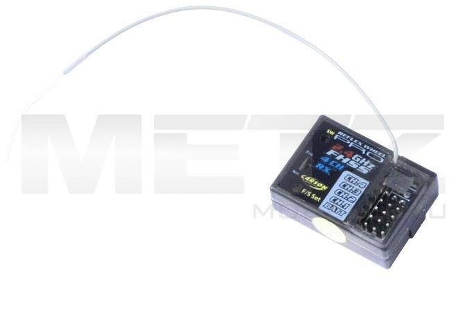 Carson Empfänger Reflex Wheel Pro 2.4GHz II