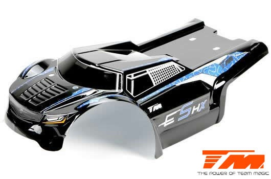 Team Magic Karosserie - 1/10 Racing Truck - E5 HX - Blau