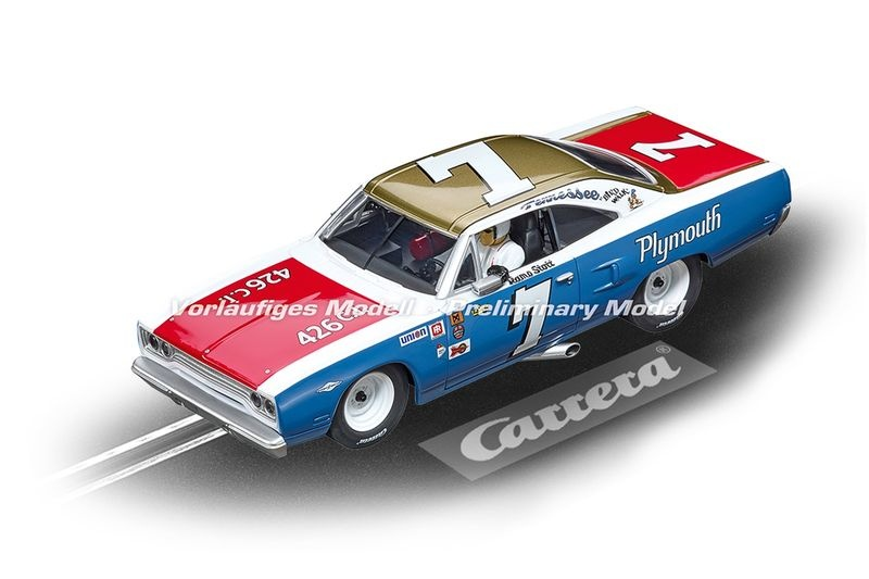 Carrera Digital 132 Plymouth Roadrunner No.7