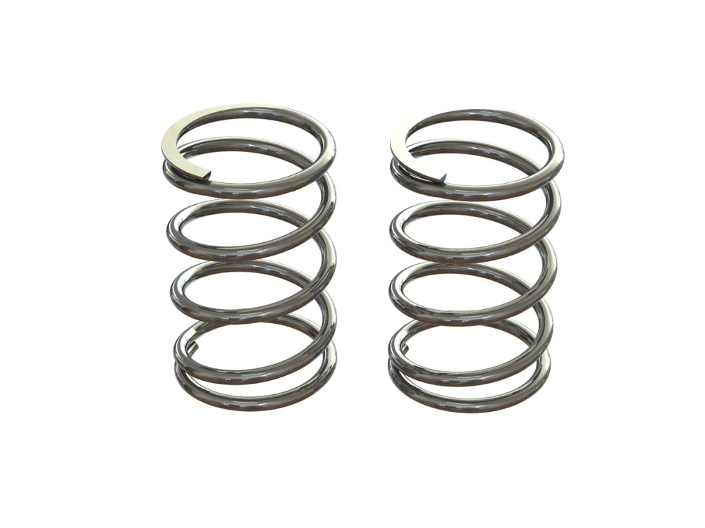Arrma Shock Springs: 40mm 4.7N/mm (27lbf/In) (2)