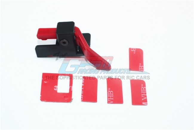 GPM scale accessories: easy switch for TRX4 - 6PC Set for