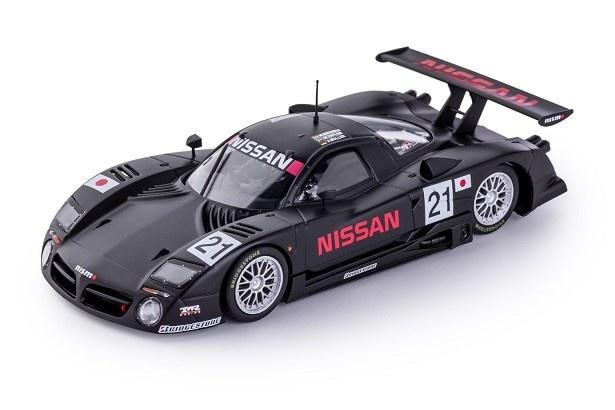 Slot.it Nissan R390 GT1 No.21 - Test Le Mans 1997