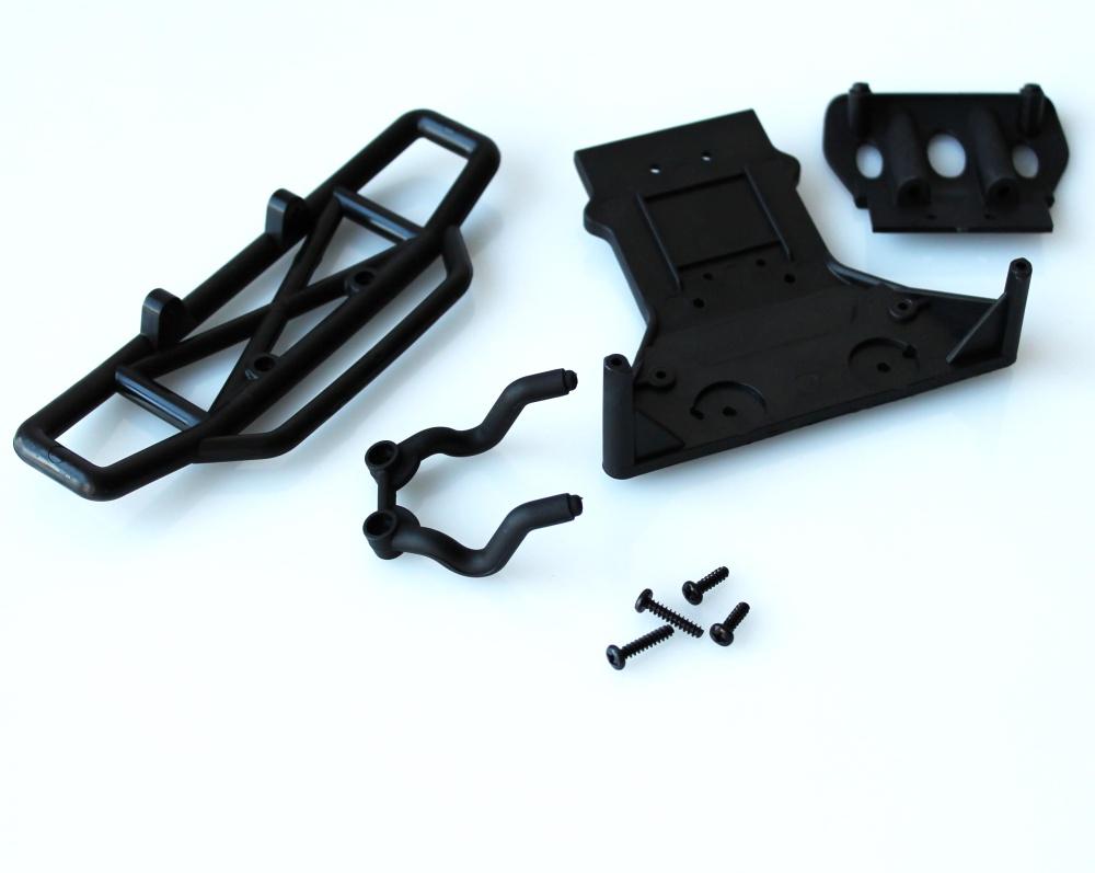 DF-Models Stoßfänger/Chassisteil