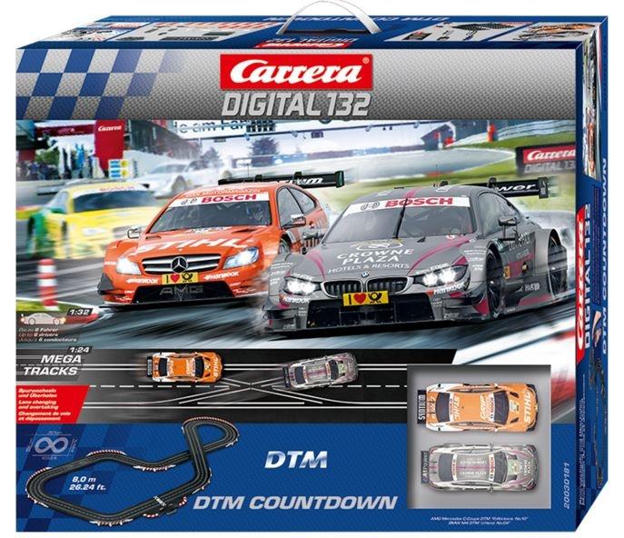 Auslauf - Carrera Digital 132 DTM Countdown