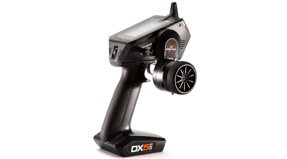 Spektrum DX5 Pro 5-Kanal DSMR Einzelsender (SPMR5010)