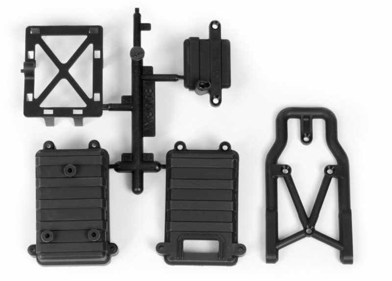 Axial - Wraith Tube Frame Electronics Box