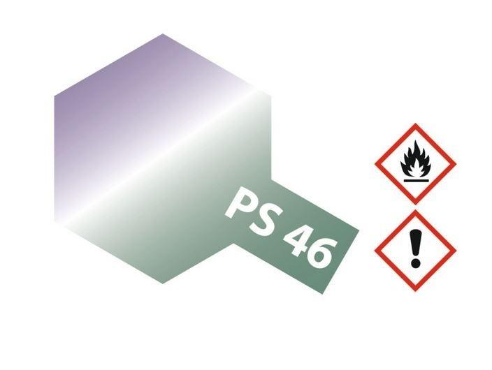 Tamiya Lexanlack PS 46 grün-purple effekt