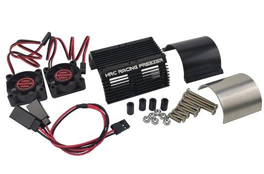 HRC Motorkühlkörper - mit Lüfter