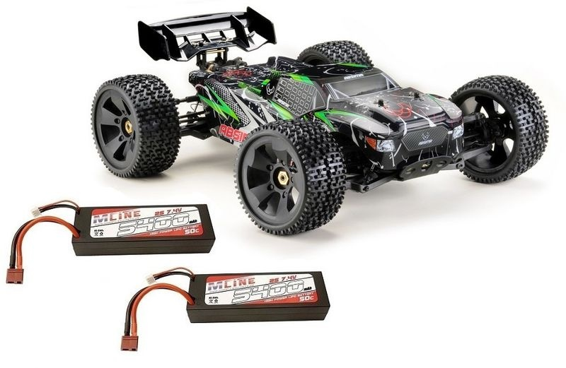 Absima 4WD Offroad-Truggy TORCH Gen2.0 4S 2.4GHz RTR 1:8