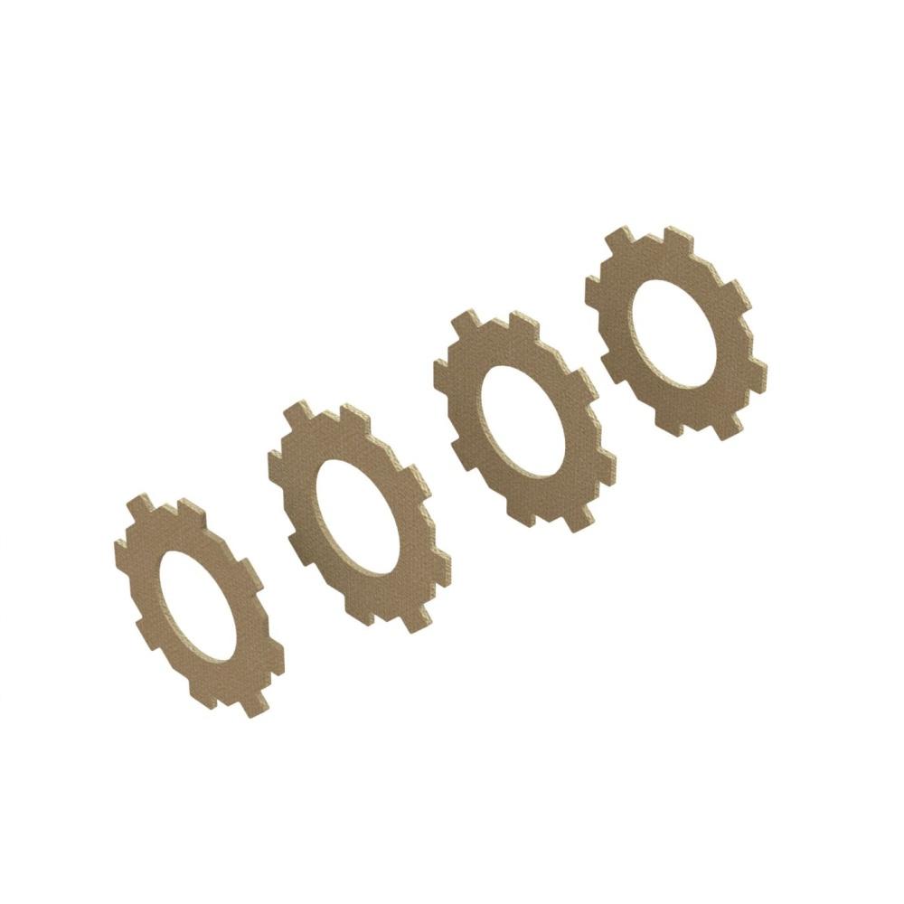 ARRMA Slipper Pad (4) ARA310908