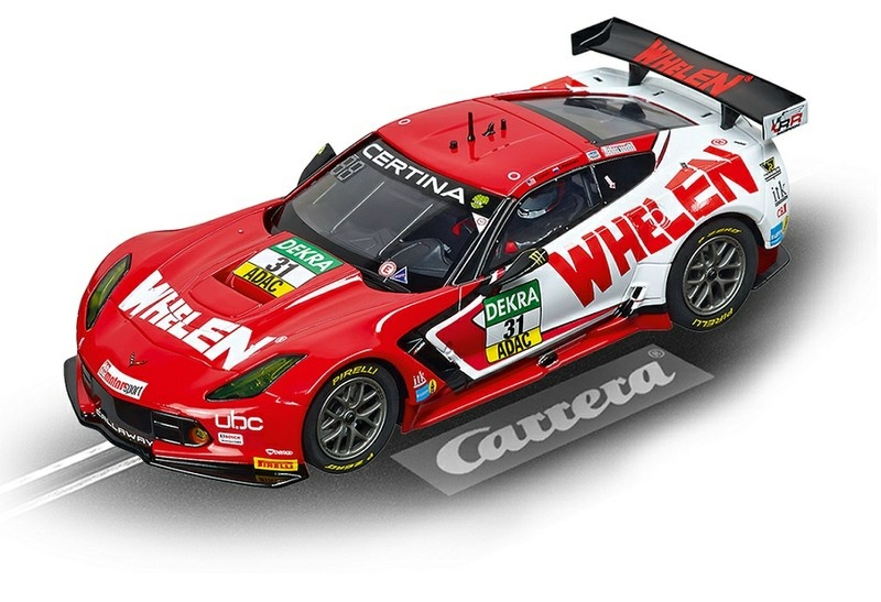 Auslauf - Carrera Digital 132 Chevrolet Corvette C7.R