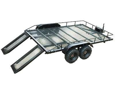 Amewi Trailer Scaler/Crawler 1:10