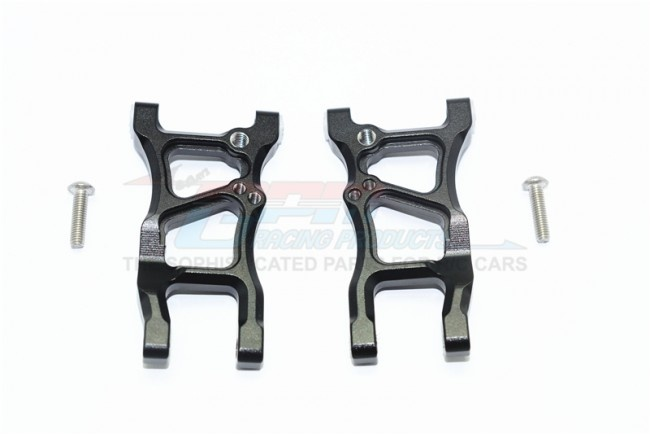 GPM aluminium rear suspension arms - 4PC Set for Traxxas